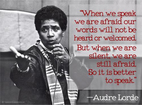 Lorde Better to Speak